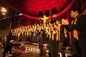 17. Gospelnight Dresden in der Christuskirche