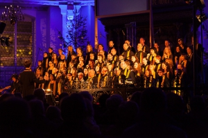 Gospelnight on tour: Schwarzenberg
